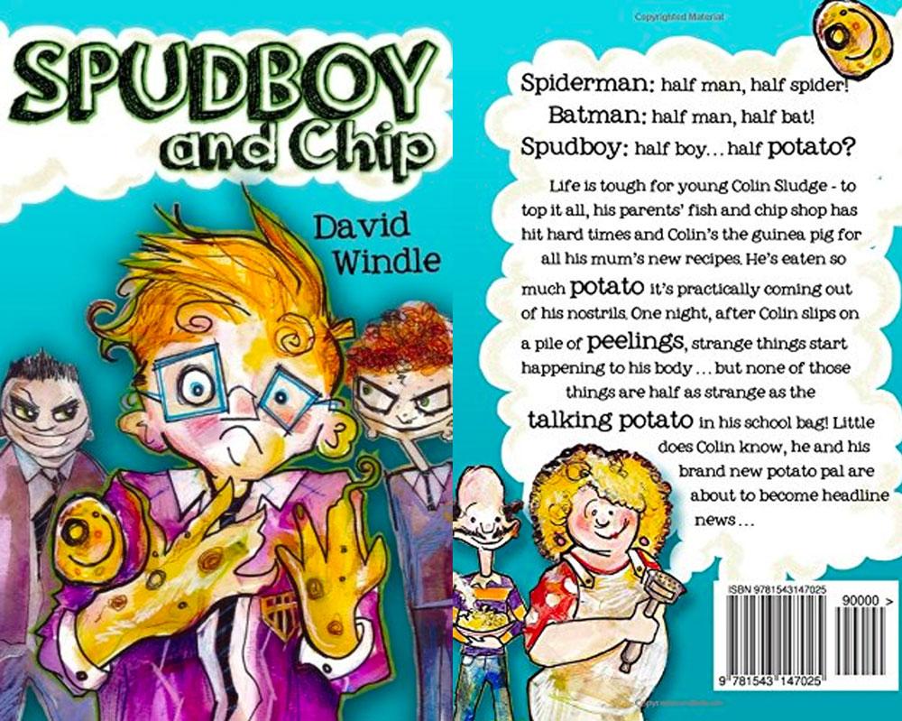 Spudboy and Chip